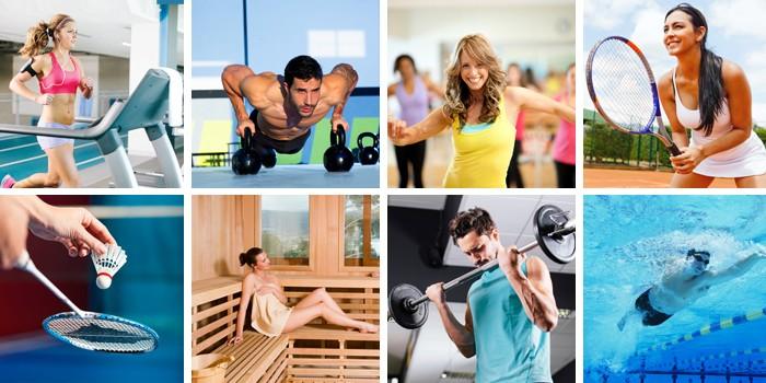 Študentska vadba – fitnes, bazen, vodene vadbe, savna od 2,5 € na obisk