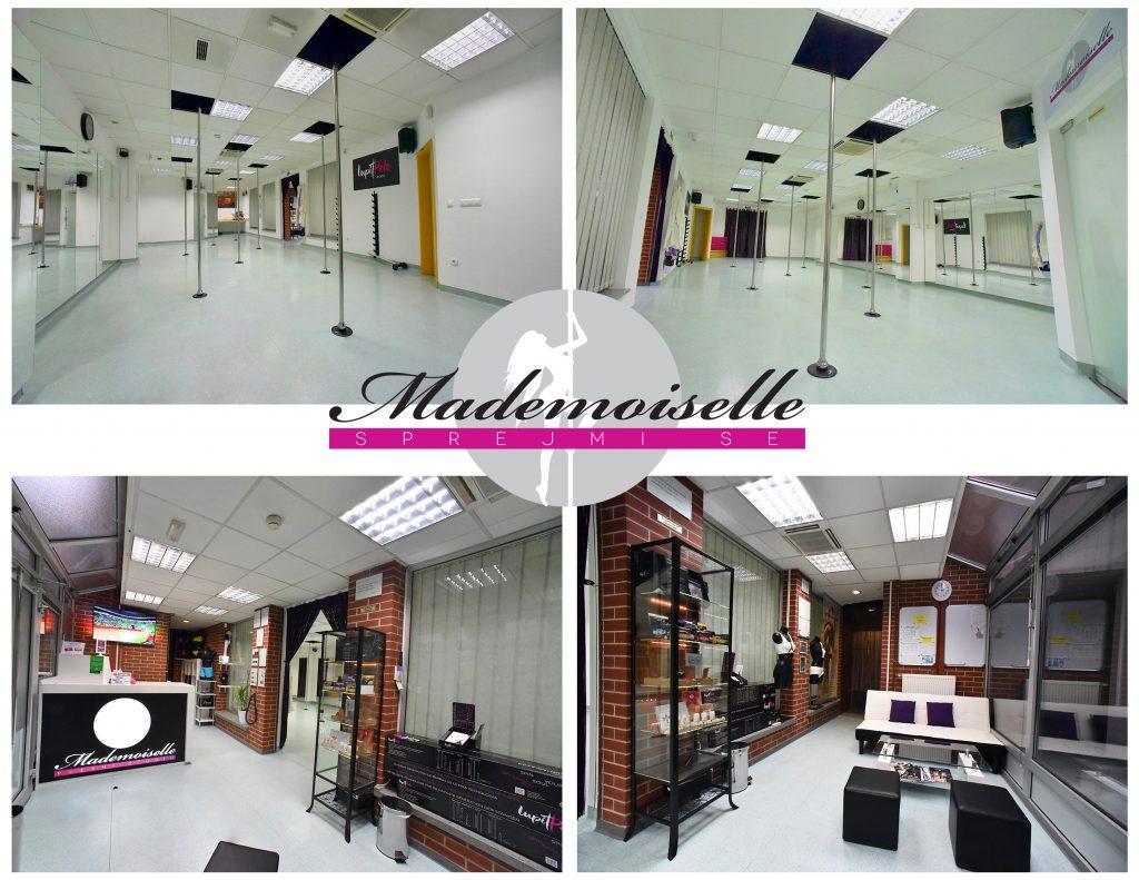 plesni studio mademoiselle