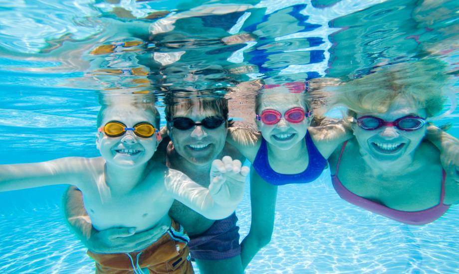 plavanje in bazen