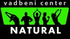 Vadbeni center natural logo