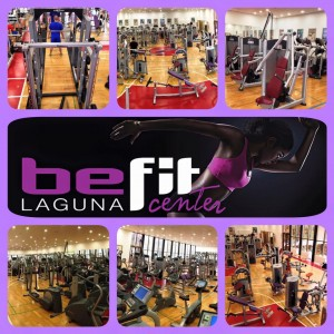 Laguna befit center, študentska vadba