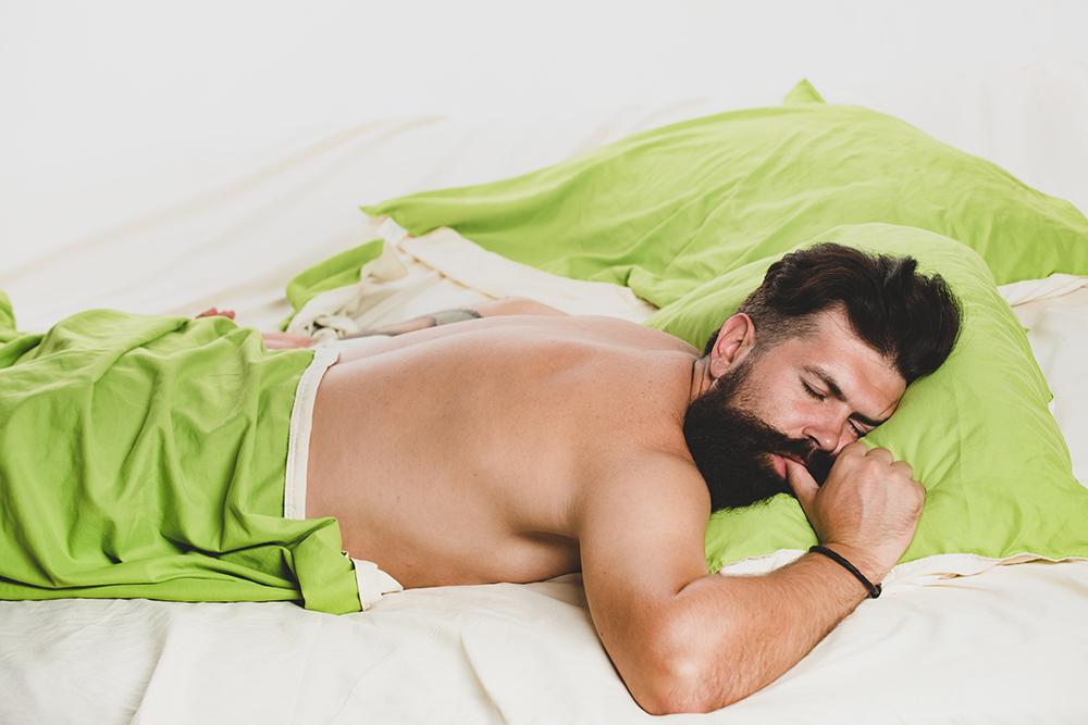 masaže in spanec
