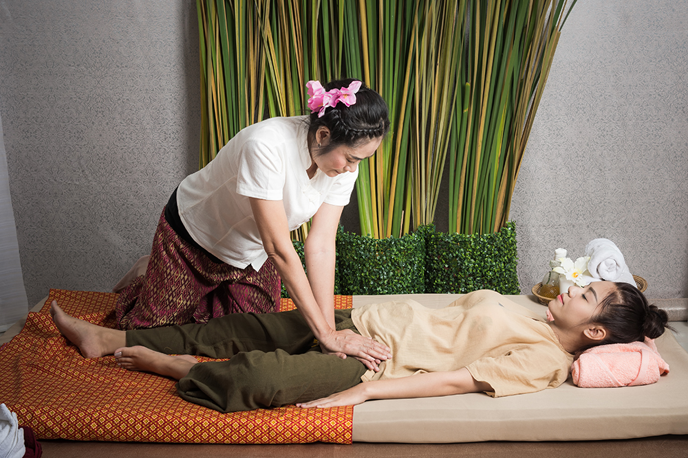thai masaže