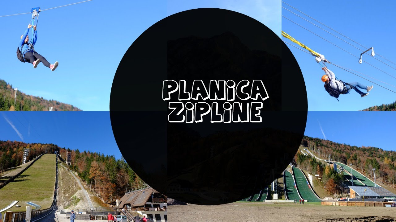 zip line planica