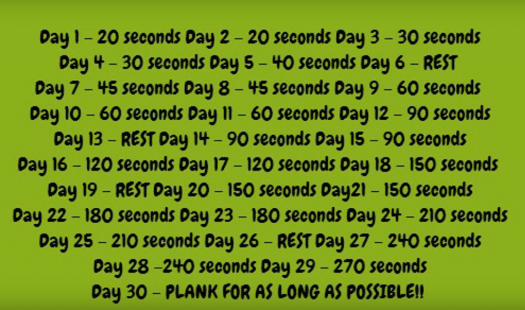 30 dnevni izziv