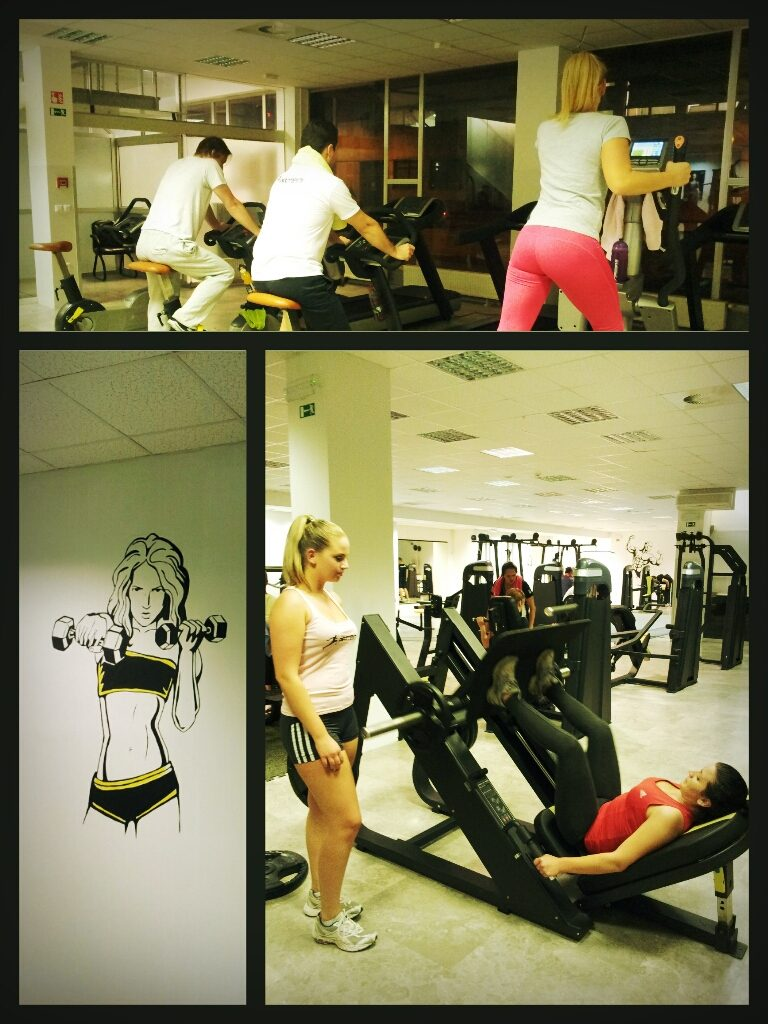 O2 Fitnes center