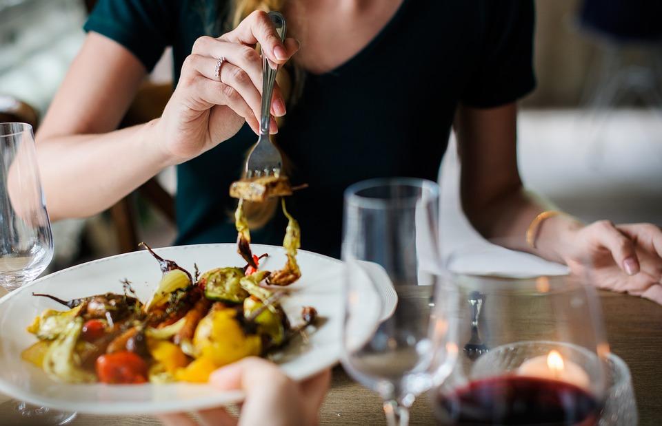 zdravo prehranjevanje v restavracjah