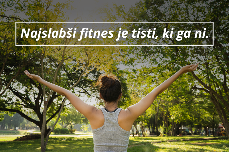 Fitnes v naravi
